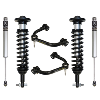 2011-2014 Ecoboost F-150 Suspension