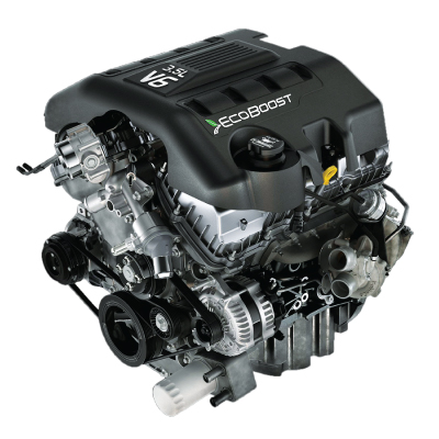 2015 - 2017 Ecoboost F-150 3.5L Engine Components