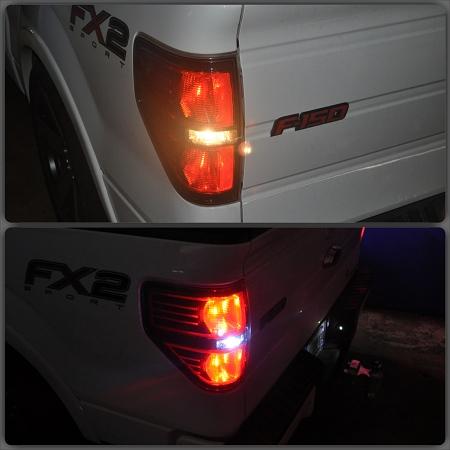 2011 2014 Ecoboost F150 Led Reverse Lights