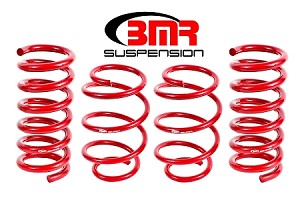2015-2017 Mustang GT BMR Lowering Spring Kit(Multiple Versions)