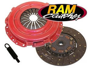 "2015-2017 Mustang GT RAM HDX Clutch Kit 11"" 23-Spline"