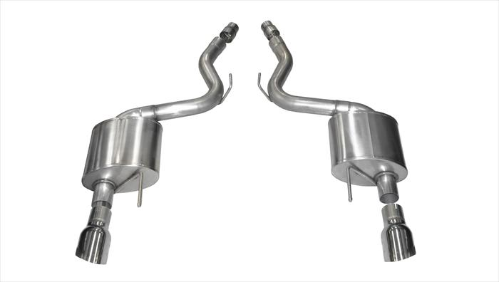 2015-2017 Mustang GT Corsa Touring Axleback Exhaust System