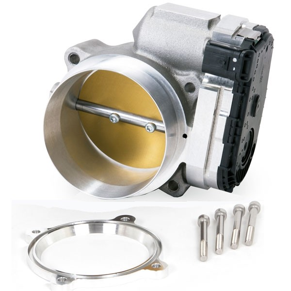 BBK 2015-17 Ford Mustang GT 5.0L 90Mm Throttle Body