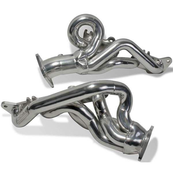 BBK 2015-17 Ford Mustang GT 5.0L 1-3/4 Tuned Length Header System (Ceramic)