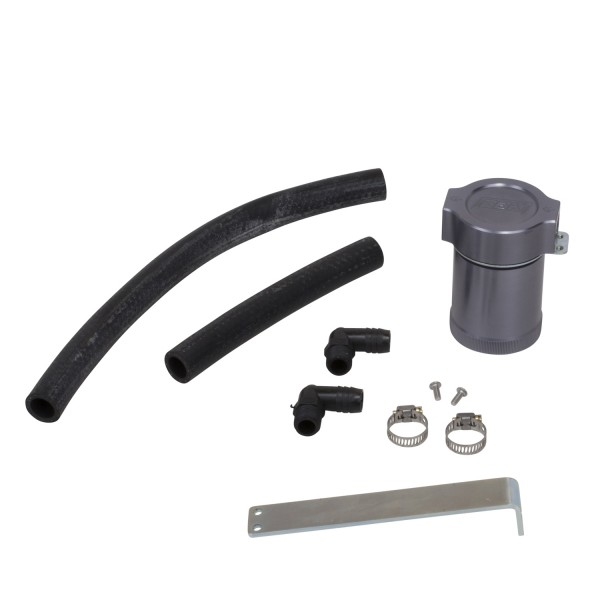 BBK 11-17 Ford Mustang V6 Oil Separator Kit - Passenger Side