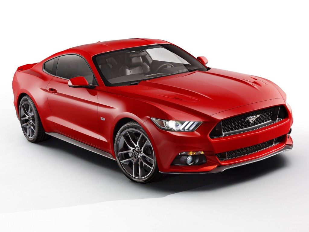 2015-2019 Mustang Gifts Under $100