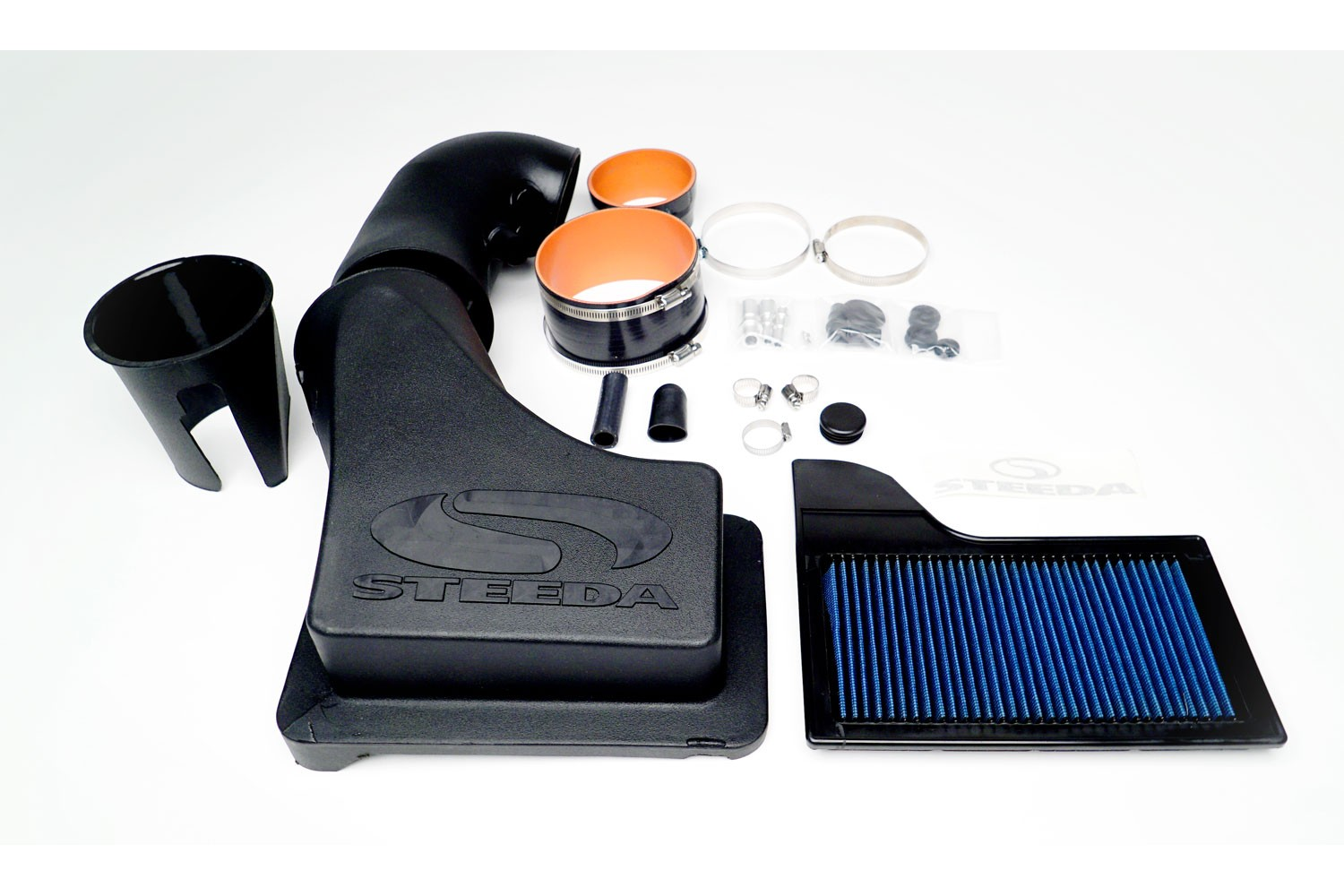 2015-2018 Mustang GT Steeda S550 ProFlow Close Cold Air Intake