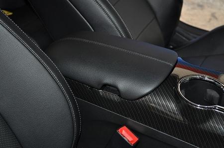 2015 2017 Mustang Gt V6 Eco Carbon Fiber Center Console