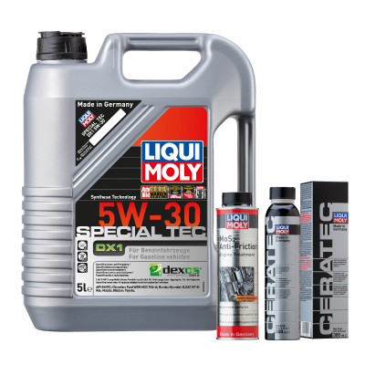 2015-2020 Shelby GT350 Oils and Additives