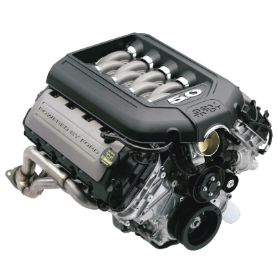 2015-2017 Mustang V6 Engine Components
