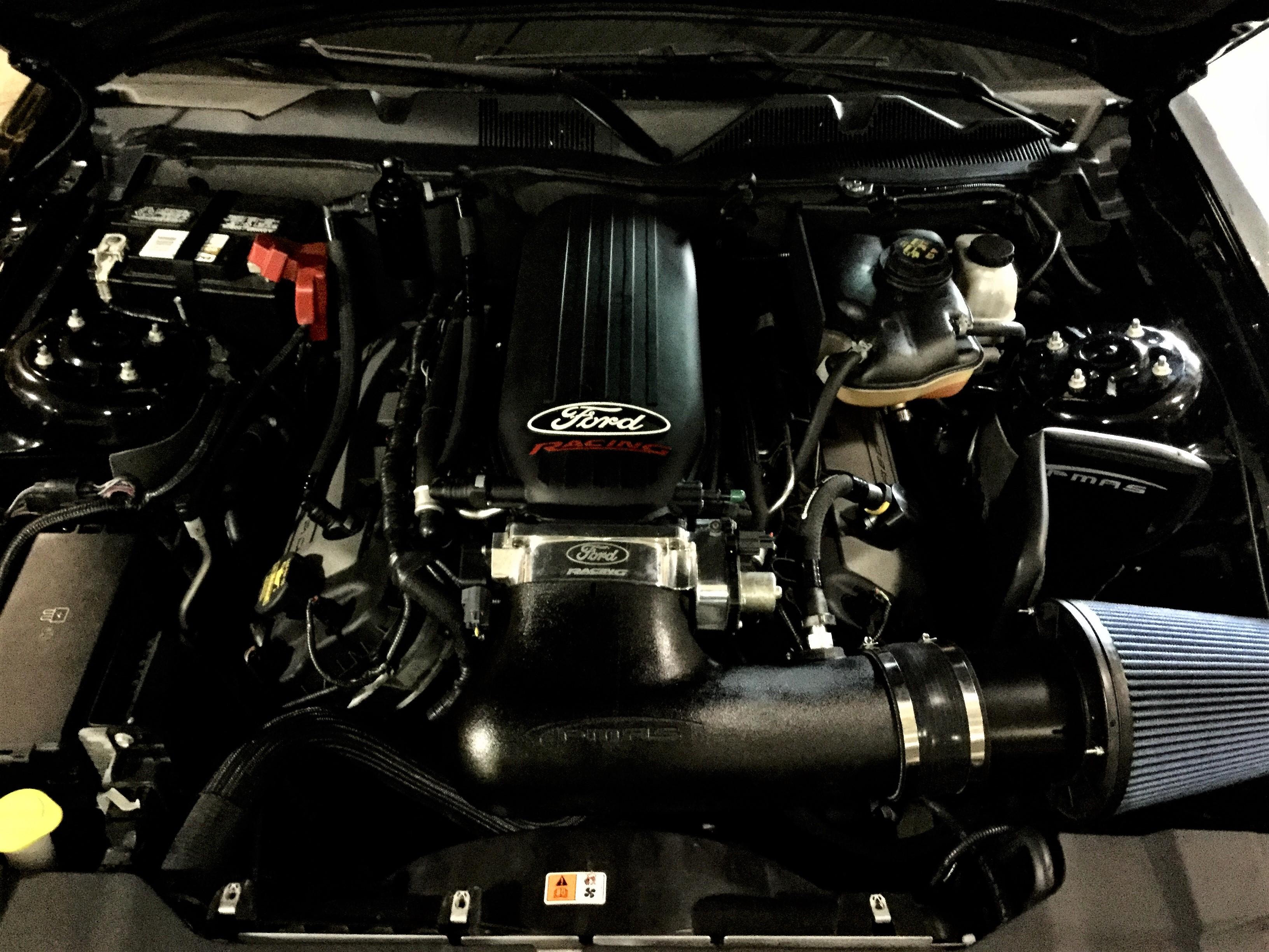 Boss 302 Intake Manifold >> 2011 2014 Mustang Gt 5 0 Pmas Cold Air Intake With Cj Intake Manifold