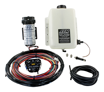 Universal AEM V2 Water/Methanol Injection Kit w/ 1 Gallon Tank(Internal MAP)