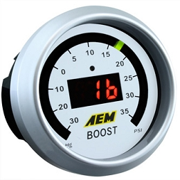 AEM Boost Guage 35psi