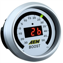 AEM Boost Guage 50psi