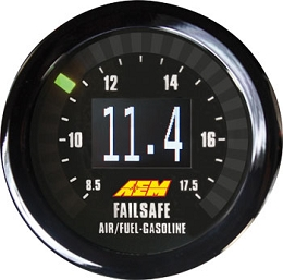 AEM Wideband Failsafe Guage