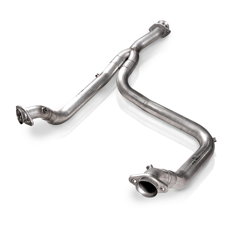 2011-2014 Ford F-150 Ecoboost Stainless Works Y-Pipe
