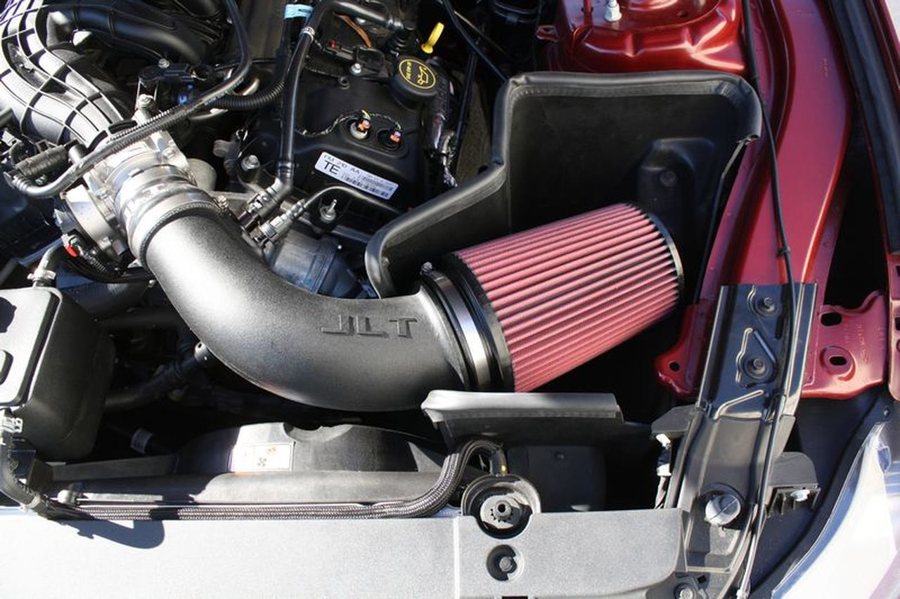 2015-2017 Mustang V6 3.7L JLT Cold Air Intake