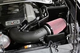 2015-2017 Mustang GT JLT Plastic Cold Air Intake(Tuning Required)