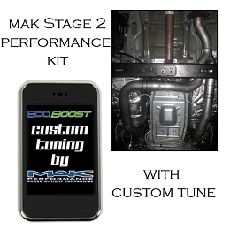 2011-2014 Ecoboost F150 MAK Stage 2 Performance Kit