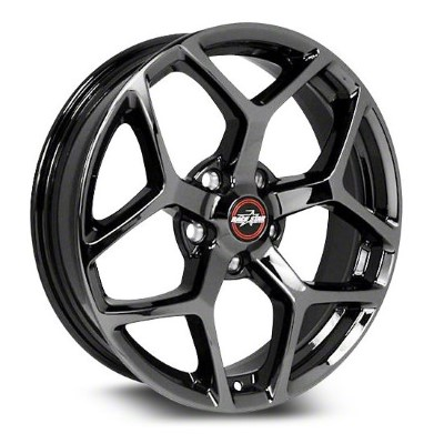 2011-2019 Mustang 95 Recluse Black Chrome  15x10 5x4.50BC 7.25BS