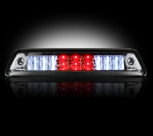 2009-2014 F150/Raptor Recon Smoked Rear 3rd Brake Light