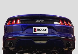 2015-2017 Mustang GT Roush Axle-Back Exhaust Kit