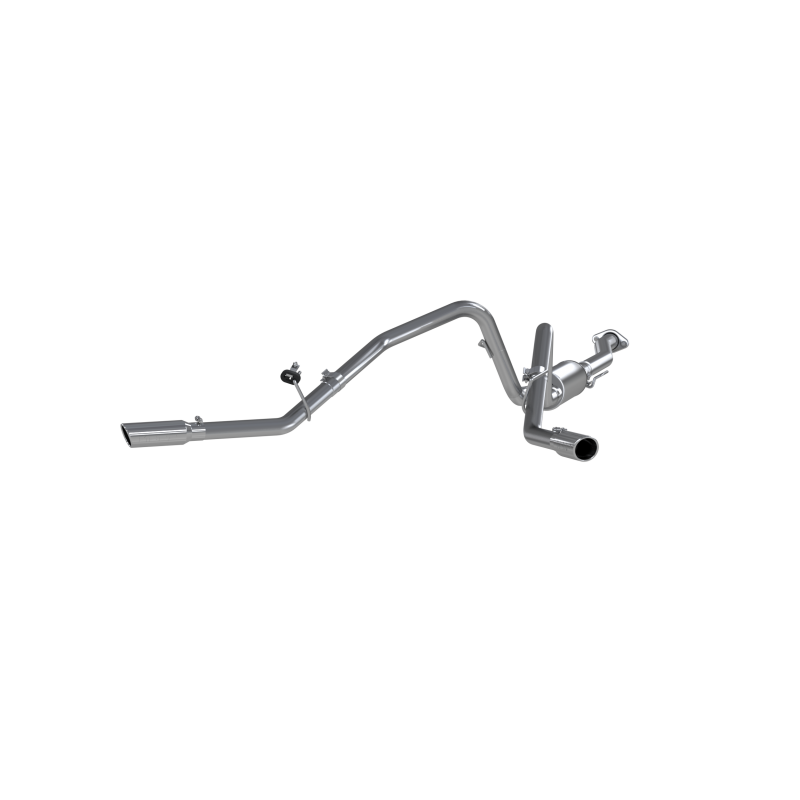 MBRP 11-14 Ford F-150 V6 Ecoboost T409 2.5in Cat Back Dual Side Exit Exhaust System
