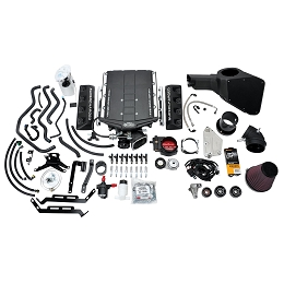 Edelbrock Stg 2 TVS2650 15-17 Mustang Coyote 5.0L W/O Tune