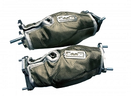 HEAT SHIELD BLANKETS FOR ULTRA-GREEN CONNECTIONS 2020 C8 CORVETTE. SOLD AS PAIR