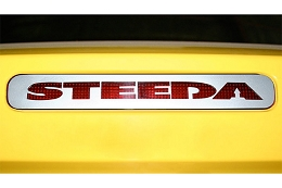 2005-2014 Mustang Steeda 3rd Brake Light Cover