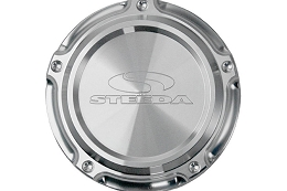 2005-2014 Mustang Steeda Billet Brake Fluid Cap