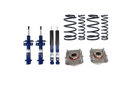 2011-2014 Mustang GT Steeda Pro-Action Sport Lowering Spring/Shock/Strut Mount Package