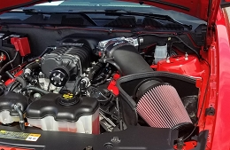 2011-2014 GT with Roush/Whipple/FRPP S/C  JLT Big Air Intake