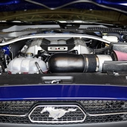 2015-2017 Mustang GT 5.0 PMAS Cold Air Intake Tune Required