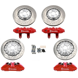 Ford Performance GT350R Brake Caliper/Rotor Upgrade Kit Shelby GT350 2015-2020