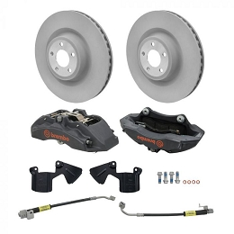 Ford Performance Front Brake Kit 6-Piston Brembo Conversion 15