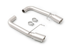 2015-2019 Mustang GT LTH Muffler Delete Axle Back Exhaust System
