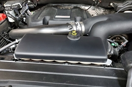 2015-2020 f150 & Raptor JLT Coolant Tank Cover