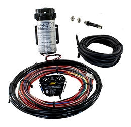 Universal AEM V2 Water/Methanol Injection Kit without Tank(Internal MAP)