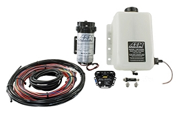 Universal AEM V2 Water/Methanol Injection Kit w/ 1 Gallon Tank(Multi-Input)