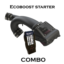 2011-2014 Ecoboost F150 MAK Performance S&B/SCT Starter Package