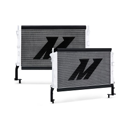 2015-2017 Ecoboost Mustang 2.3L Mishimoto Performance Aluminum Radiator