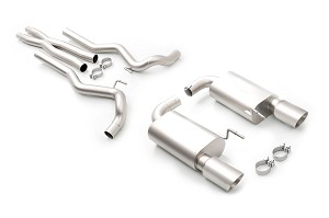2015-2017 Mustang GT LTH Street Cat Back Exhaust System