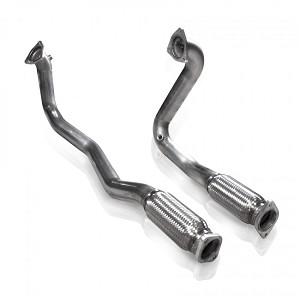 2010-2014 Taurus SHO Stainless Works Downpipe
